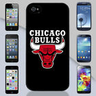 New Chicago Bulls NBA Apple iPhone & Samsung Galaxy Case Cover