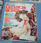 Patterns Books Magazines Knit Crochet  Sewing Crafts Retro Apparel Decor Leaflet