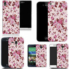 hard durable case cover for most mobile phones - traditional floral