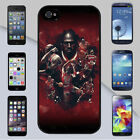 Michael Jordan Art Collage Case Cover for iPhone & Galaxy