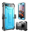 SUPCASE For iPhone 6/6S Plus/7/7 Plus Unicorn Beetle Fully Rugged Holster Case
