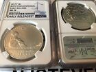 2017 P NGC MS70 Boys Town Centennial Commem. SILVER $1 Unc Early Releases ER