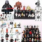 Star Wars all Character Custom Set Toy custom mini figures Fit with Lego $2.9 AUD