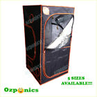 GROCELL GROW LIGHT GROW TENT HYDROPONICS BOX SILVER MYLAR GERMAN DARK GROW ROOM