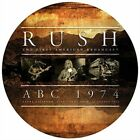 "Rush - Abc 1974 NEW 12"" Picture Disc"