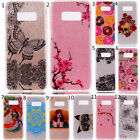 Twinkle Cute Patterned Gel Silicon Case Slim Women&Men Cover For Samsung S8 plus