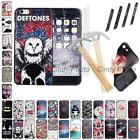 For Samsung Galaxy On 5 On5 G5500 Tempered Glass Film 3D Relief Case Cover Girl