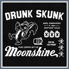 Moonshine Beer Booze T SHIRT nwt sz S M Large XL XXL Drunk Skunk Alcohol Funny T
