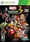 Marvel vs. Capcom 3: Fate of Two Worlds (Xbox 360) Complete FAST SHIPPING