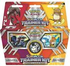 Pokémon Sun & Moon Trainer Kit - Lycanroc & Alolan Raichu Trading Card Game New