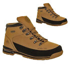 SAFETY STEEL TOE CAP MEN ANKLE HIGH LACE UP BOOT SHOE WORK  ANTI SLIP PROTECTION