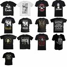 Johnny Cash Mens Short Sleeve T-Shirts Various Styles Official Merchandise