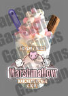 ICE CREAM VAN STICKER MARSHMALLOW KGB SUNDAE CATERING SHOP WITH/WITHOUT FLAKE
