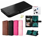 LG X Power 2 Fiesta Leather Flip Card Wallet Case Protector Cover Stand Pouch