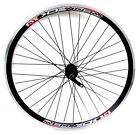 "26"" QR DISC BRAKE MTB FRONT WHEEL,. DOUBLE WALL REDNECK XC1 V CNC RIM, QR HUBS"