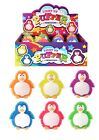 12x Flashing Puffer TOYS BULK BUY Wholesale Squidgy Sensory Stress TOY