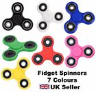 FIDGET SPINNERS - 6 COLOURS - BRAND NEW