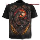 Spiral Direct DRAGON FURNACE - Kids T-Shirt/Rock/Metal/Wild/Unisex/Boys/Top/Tee
