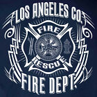 Los Angeles County F.D. T-shirt Tribal – Short/Long Sleeve Sizes S to 5XL