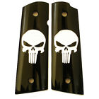 DURAGRIPS - Full size 1911 Skull Grips - Gritty or Smooth - PUNIZHER