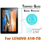 9H Premium Tempered Glass LCD Screen Protector Film Guard For Lenovo Tablet PC