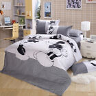 Mickey Minnie Mouse Doona/Quilt Cover Set QUEEN KING Size Bed New Duvet Covers
