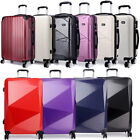 KONO 28'' Hardshell Suitcase Large Business Luggage Spinner Trolley Travel Case