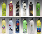 Earthlust 600 ml Stainless Steel Water Drink Bottles - Select Your Design