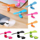 Mini Portable Fan Cooling Fan For iPhone USB Gadget Android Phone Cool