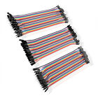40pin Dupont Wire Color Rainbow Ribbon Cable Wire F-F F-M M-M Cable Test Lines