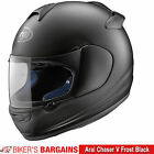 """Arai Chaser V """"Frost Black"""" Was £349.99 - Now £249.99 (28% OFF!)"""