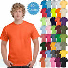 Gildan Tshirt DRY BLEND or Jerzey 29m Short Sleeve Plain T-shirt Tee S-5XL G800 image