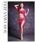 New Belly Dancing Costumes Set Top Skirts 3 wears