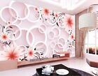 photo wall paper 3d mural decor backdrop photography Circle flowers Sunflower