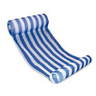 Inflatable Floating Mat Bed Swimming Beach Pool Raft Lounge Pad Portable Air Mat