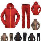 Outdoor Quick Dry Breathable Clothing Set Men Women Spring Summer 2 Pieces Set