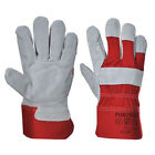 Portwest  Premium Chrome Rigger Glove (L,XL) - A220
