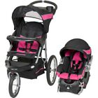 Contemporary Travel System,  Car Seat Stroller Combo Set Baby Safety Base