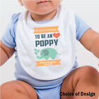 You're going to be a Poppy - Bib