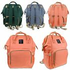 Top Multinational Baby Diaper Nappy Backpack Waterproof Large Changing Bag