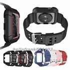 Rugged Protective Case Cover with Wrist Strap Bands For Apple Watch Series 1/2/3 image