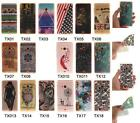 For Microsoft Nokia Lumia 535 N535 Dandelion Tiger Pattern Soft TPU Case Cover