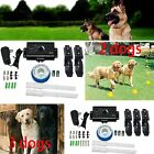 In-ground Waterproof Shock Collar Electric Dog Pet Fence System for 3/2 dogs