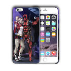 Super Hero Deadpool Iphone 4 4s 5 5s SE 6 7 8 X XS Max XR 11 Pro Plus Case n7