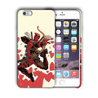 Super Hero Deadpool Iphone 4 4s 5 5s SE 6 7 8 X XS Max XR 11 Pro Plus Case n8