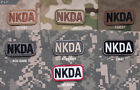 NKDA - No Known Drug Allergies Patch Hook Backed for hook ang loop system 0098
