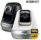 Samsung Wisenet SNH-V6410PN SmartCam Full HD 1080p Wi-Fi IP Camera+128GB SD CARD