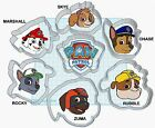 Paw Patrol Cookie Cutters Chase Zuma Rubble Rocky Sky Marshall Everest Ryder