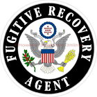 Fugitive Recovery Agent Reflective Decal Sticker Bounty Hunter Bail Enforcement