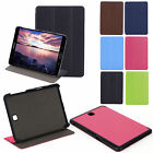 Slim Smart Samsung Galaxy Tab Case Cover For Tab S2 9.7 8.0 S3 T815 T715 Leather